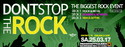 SAMSTAG-ROCKPARTY IN NÜRNBERG, 26.03.2017: DON'T STOP THE ROCK