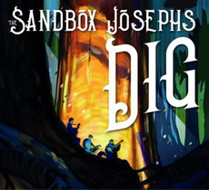 CD REZI FOLK: THE SANDBOX JOSEPHS - DIG