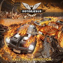 CD 220 REZI HARD ROCK: MOTORJESUS - RACE TO RESSURECTION