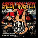.RCN 233 Rezi HIGHSPEED PUNKROCK: GREEN FROG FEET - BROKEN BONES, BURNING HOMES