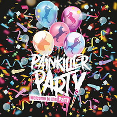 .rcn 232 CD REZI ELECTRO-METALCORE: PAINKILLER PARTY - WELCOME TO THE PARTY