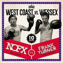 .RCN 240 CD Rezi PUNK: NOFX / FRANK TURNER - WEST COAST VS. WESSEX