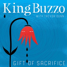 .RCN 241 CD Rezi AKUSTIK ROCK: KING BUZZO WITH TREVOR DUNN - GIFT OF SACRIFICE