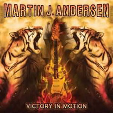 .RCN 241 CD Rezi INSTRUMENTAL BLUES ROCK: MARTIN J. ANDERSEN - VICTORY IN MOTION